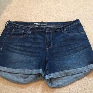 Old Navy Shorts - Old Navy boyfriend Jean shorts